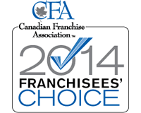 CFA™ 2014 Franchisees' Choice