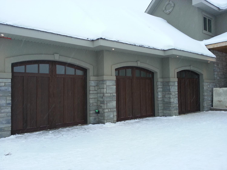 Best Materials For Replacing Wood Around Garage Door