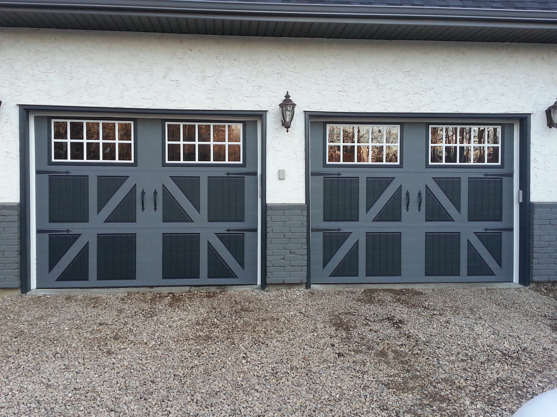 1125 #454D5D Our Portfolio Gallery The Garage Door Depot Edmonton pic Residential Garage Doors Direct 38211500