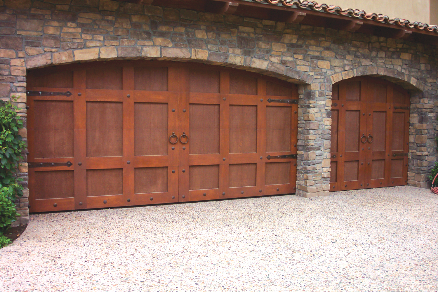 1000 #964F35 The Garage Door Depot Richmond's #1 Garage Door Company picture/photo How Much Do Automatic Garage Doors Cost 37691500
