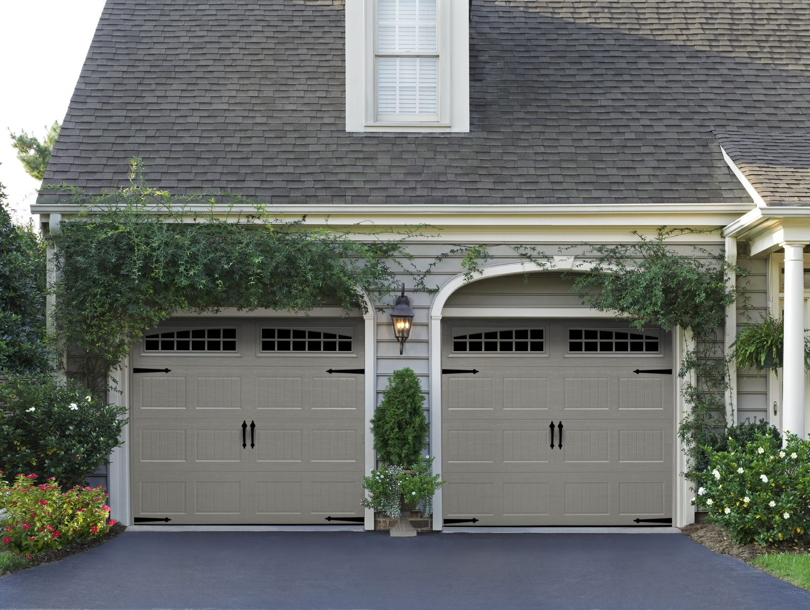 residential door champion garage portfolio installation gallery doors overhead style install o carriage