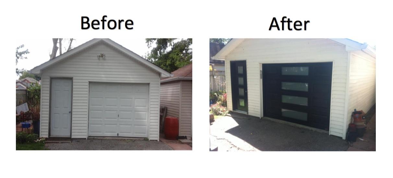 Our Portfolio Gallery The Garage Door Depot Mississauga Oakville