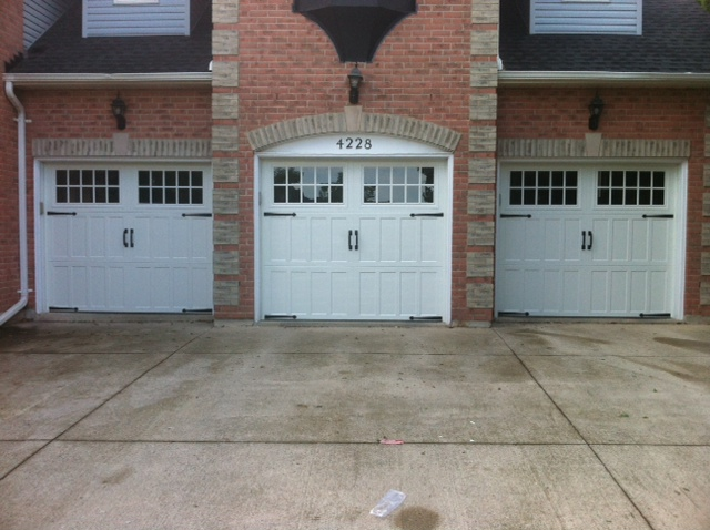 Our Portfolio Gallery The Garage Door Depot
