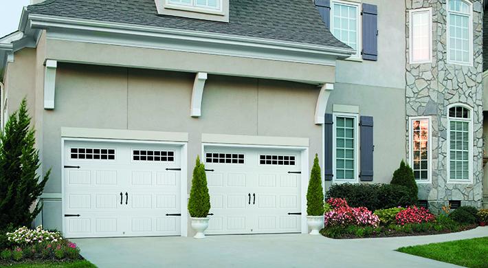 Amarr designer s choice for Garage planner home depot