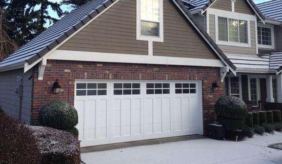 Northwest door therma elite for Therma door garage insulation