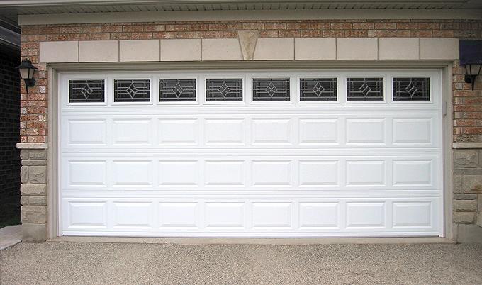 Upwardor stylistic 3000 escarpment collection Garage door screens home depot