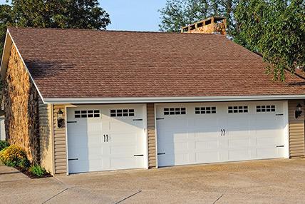 garage insulated doors reserve carriage diy tips door maintenance wood