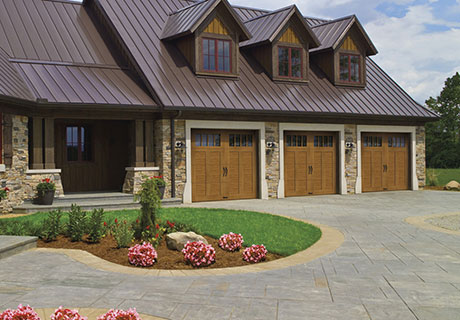 Clopay Canyon Ridge 174 Collection Ultra Grain 174 Series