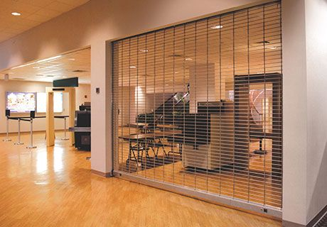 Clopay Security Grilles - CESG Series