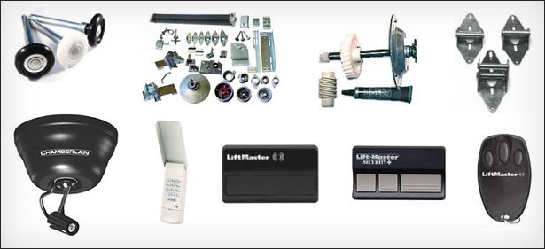 Garage Door Parts Accessories