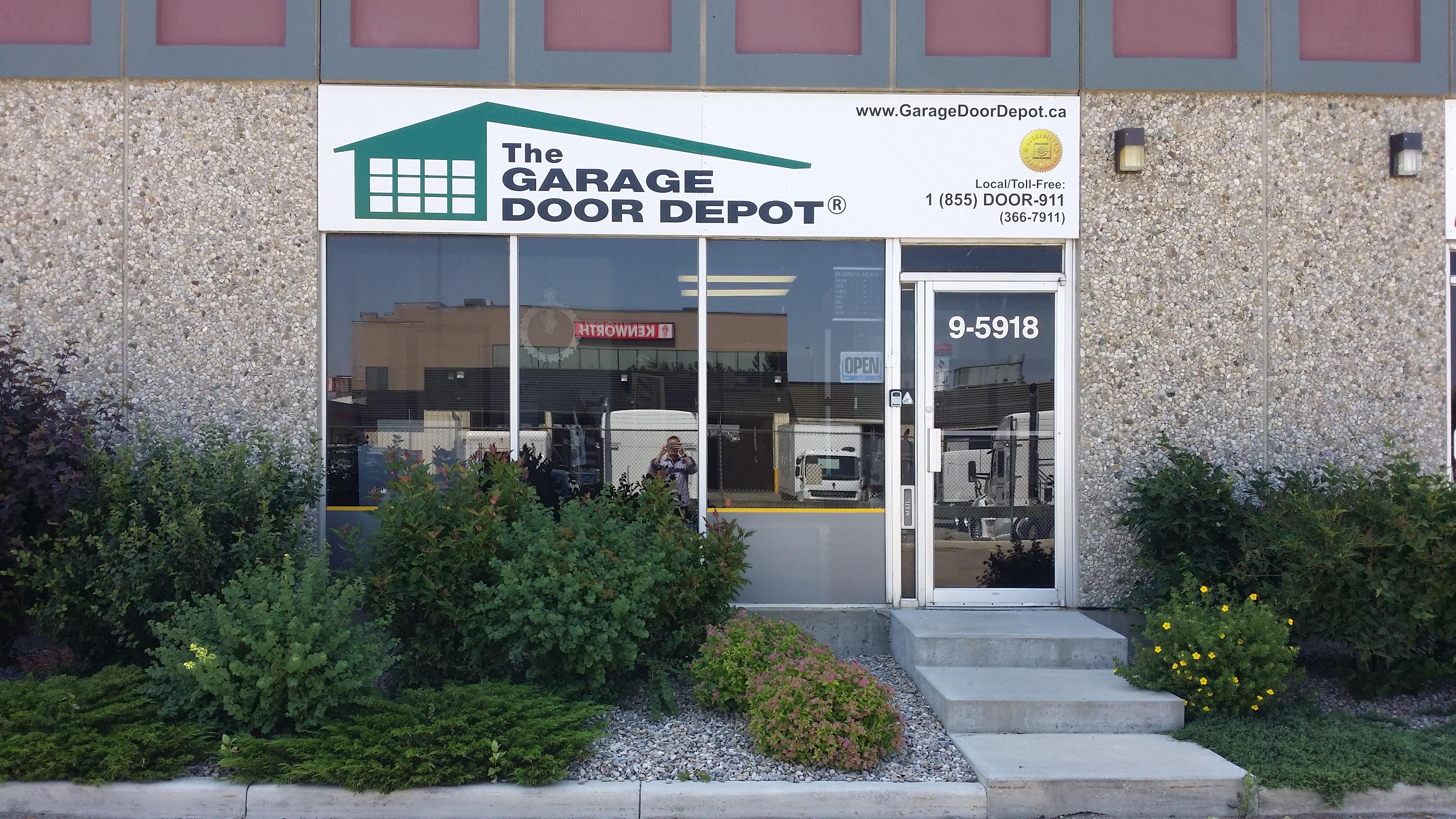 About Us The Garage Door Depot Calgary
