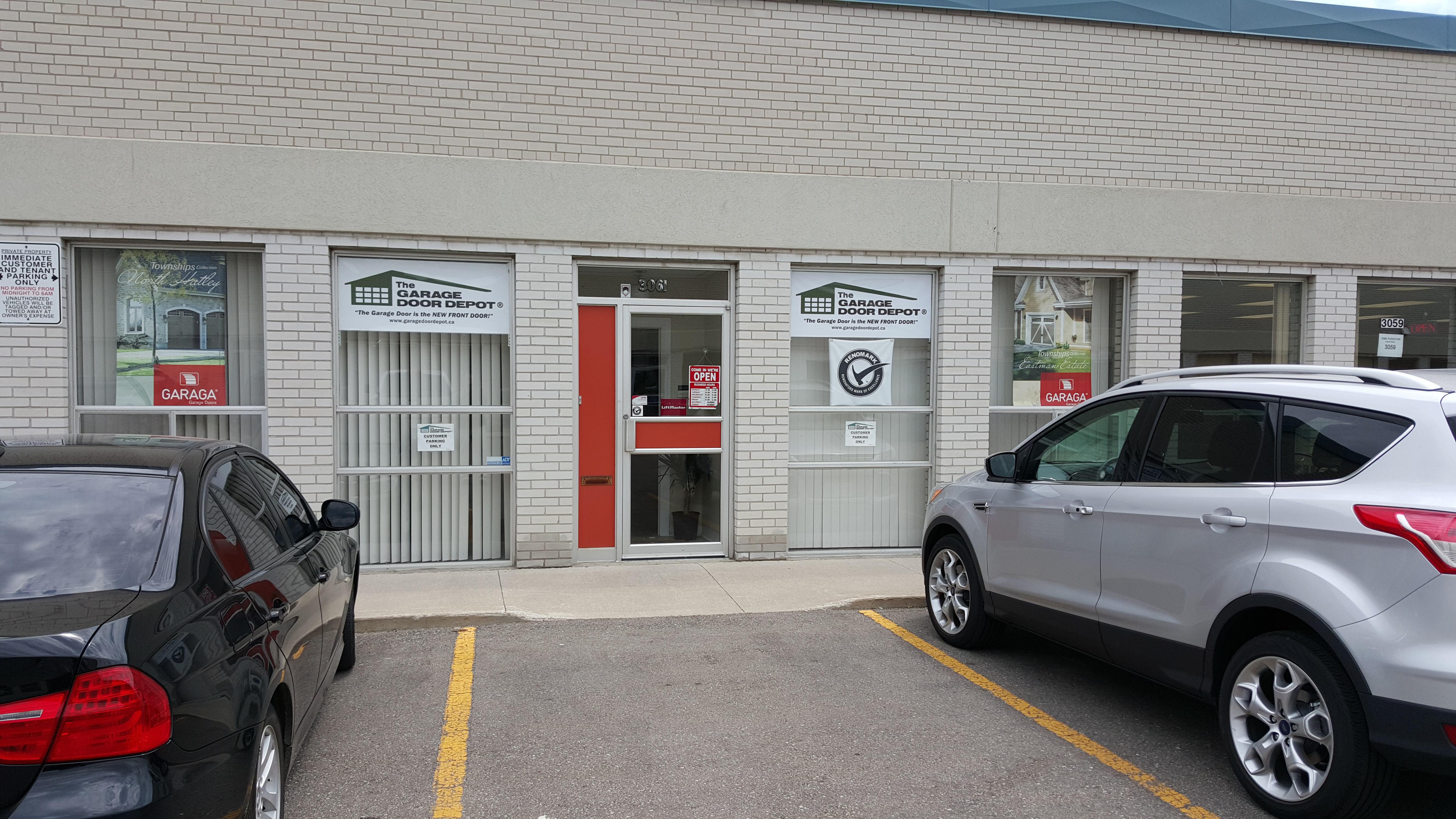 About Us The Garage Door Depot Burlington Milton