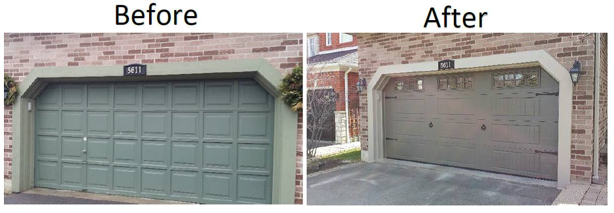 Our Portfolio Gallery The Garage Door Depot Hamilton